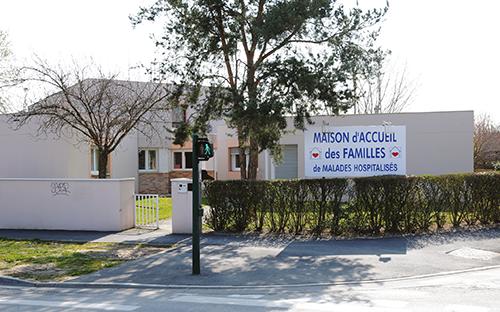 Maison d'accueil des familles