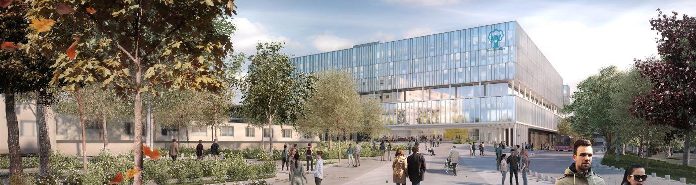 Nouvel Hôpital de Reims