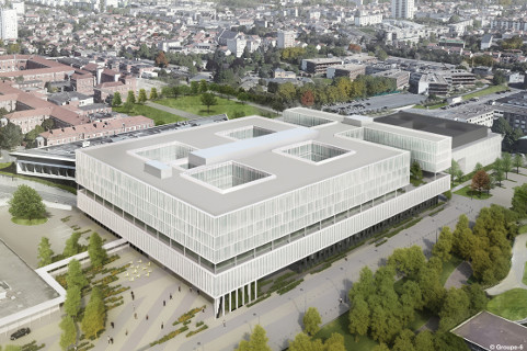 Nouvel Hôpital de Reims