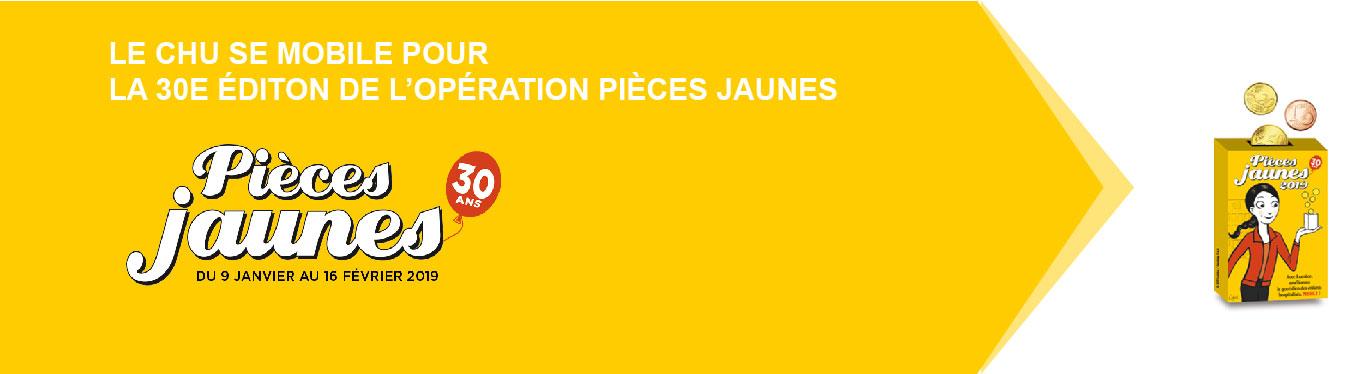 Opération Pièces Jaunes 2019