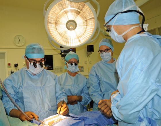 Chirurgie cardio-vasculaire et thoracique
