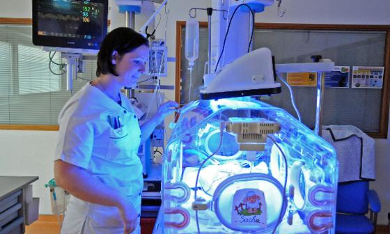 Médecine Néonatale et réanimation pédiatrique (Pédiatrie B)