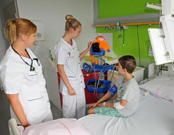 Chirurgie pédiatrique