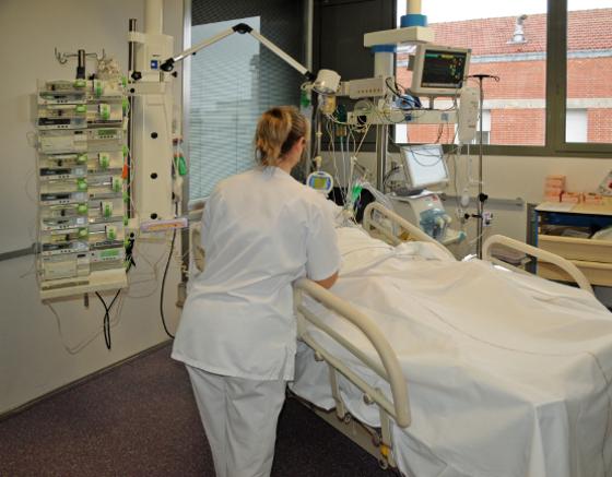 Réanimation chirurgicale et traumatologique - Unité de surveillance continue chirurgicale