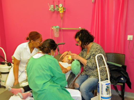 Accueil des urgences pédiatriques