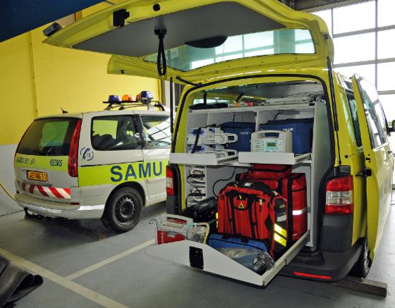 Urgences adultes -  SAMU - Service de Médecine Hyperbare