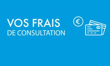 Frais consultation