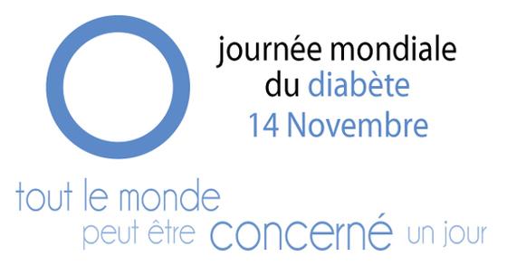 Journee mondiale diabete 14 novembre 20151