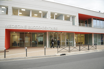 Chu reims pole medecine buccodentaire