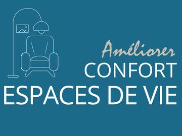 Confort espace de vie
