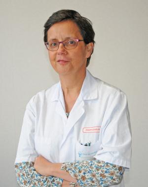 Professeur Nathalie BEDNAREK WEIRAUCH